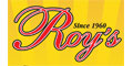 Roy's Cold Cuts menu and coupons