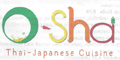 O-Sha Thai & Japanese Cuisine menu and coupons