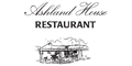 Ashland House Restaurant & Tea menu and coupons
