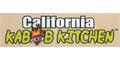California Kabob Kitchen Menu