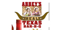 Abbey's Real Texas BBQ menu and coupons