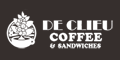 De Clieu Coffee & Sandwich Menu