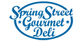 Spring Street Gourmet Deli menu and coupons