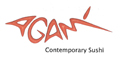 Agami Contemporary Sushi menu and coupons
