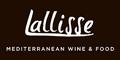 Lallisse Mediterranean Wine & Food Menu