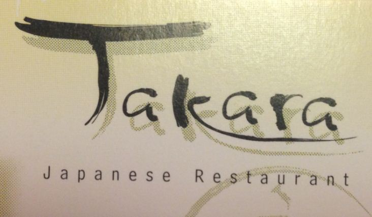 Takara Japanese Restaurant menu and coupons