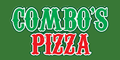 Combo's Pizza Menu
