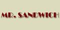 Mr. Sandwich Menu