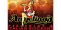 Angelina's Pizza Menu