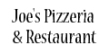 Joe's Pizzeria & Restaurant menu and coupons