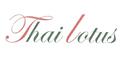 Thai Lotus Menu