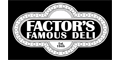 Factor's Famous Deli menu and coupons