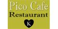 Pico Cafe Menu
