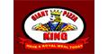 Giant Pizza King Menu