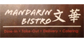 Mandarin Bistro menu and coupons