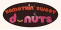Somethin' Sweet Donuts Menu