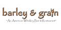Barley & Grain Menu