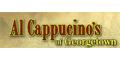 Al Cappucino's Menu