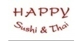Happy Sushi menu and coupons