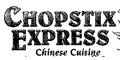 ChopStix Express Menu