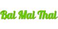 Bai Mai Thai Menu