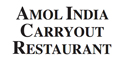 Amol India Carryout Menu