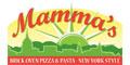 Mamma's Brick Oven Pizza and Pasta Menu