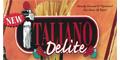 Italiano Delite Menu