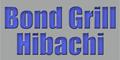 Bond Grill Hibachi Menu