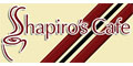 Shapiro's Cafe menu and coupons