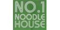 No.1 Noodle House menu and coupons