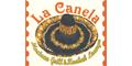 La Canela Mexican Restaurant Menu