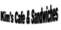 Kim's Cafe and Sandwiches Menu