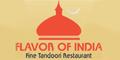 Flavor of India Menu
