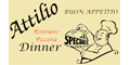 Attilio Ristorante Pizzeria menu and coupons