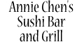 Annie Chen's Sushi Bar and Grill menu and coupons