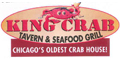 King Crab menu and coupons