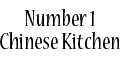 Number 1 Chinese Kitchen menu and coupons