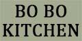 Bobo Kitchen Menu