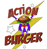Action Burger Menu