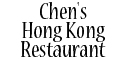 Chen's Hong Kong Restaurant menu and coupons