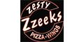 Zesty Zzeek's Pizza Menu