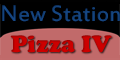 New Station Pizza IV Menu