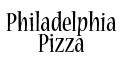 Philadelphia Pizza Menu
