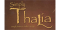 Simply Thalia menu and coupons