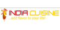 India Cuisine menu and coupons