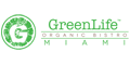 Greenlife Organic Bistro - Gables Menu
