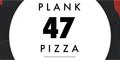 Plank 47 Pizza Menu