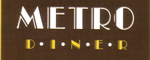 Metro Diner menu and coupons
