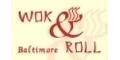 Wok & Roll - Baltimore menu and coupons